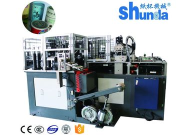 Cina Full Automatic Straight Cup / Paper Tube Forming Machine Kompresor udara 0.5 M³ / Min Distributor